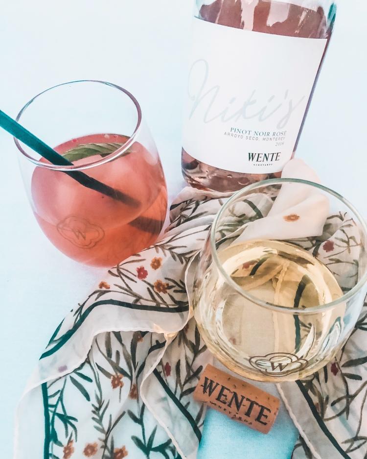 Niki's Rosé of Pinot Noir / Wente